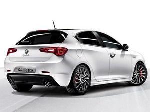 Обои Alfa Romeo Giulietta