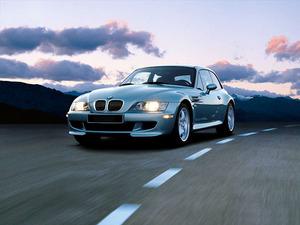 Обои BMW Z3M