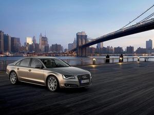 Обои Audi A6
