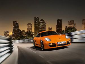 Обои Porsche