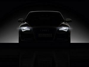 Обои Audi A8 2011