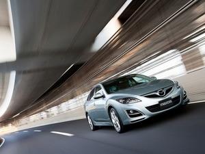 Обои Mazda 6