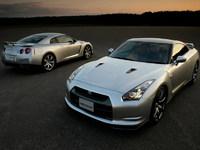 Обои для рабочего стола: Nissan GT-R