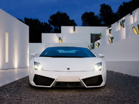 Обои для рабочего стола: Lamborghini Gallardo