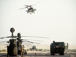 Обои AH-64 Apache