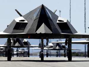 ���� Lockheed F-117 Night Hawk