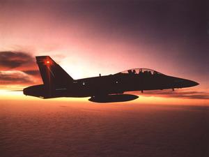 Обои F-18