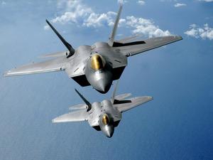 Обои F-22