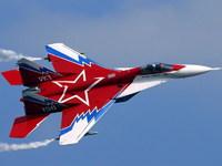 Обои для рабочего стола: МиГ-29