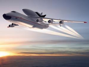Обои Ан-225 Мрiя