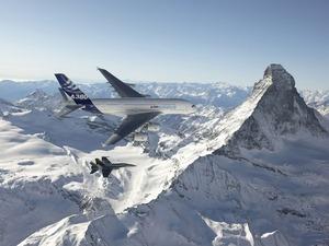 Обои Airbus A380