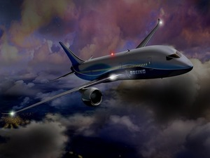 Обои Boeing