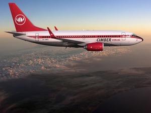 Обои Боинг-737-800