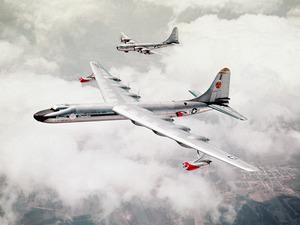Обои Convair XB-36 H