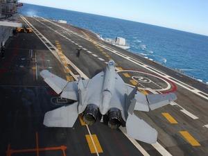 Обои Корабельный истребитель МИГ-29К