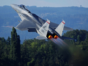Обои F-15