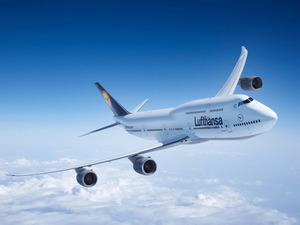 Обои Boeing 747