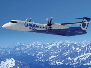���� Bombardier Q400 NextGen