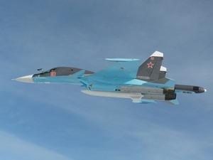 Обои Су-34