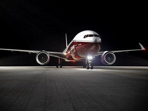 Обои Boeing 777-9X