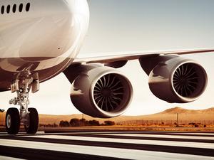Обои Boeing 747-8