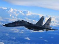 Обои для рабочего стола: Сухой Су-27УБ (УБК/Т-10У)
