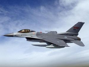 Обои F-16