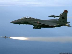 Обои F-15 Eagle
