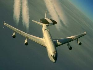Обои E-3A AWACS