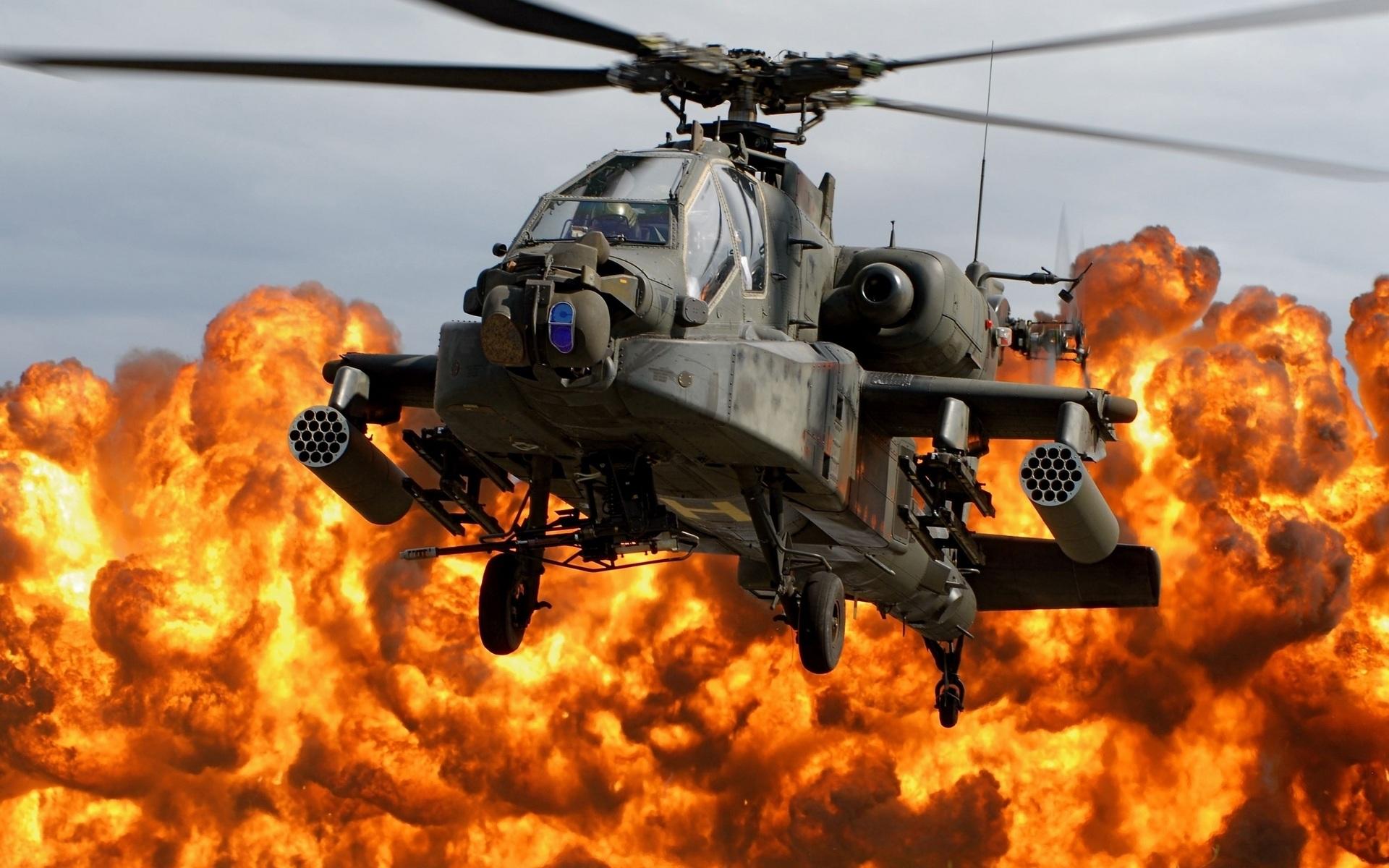 AH-64 Apachi