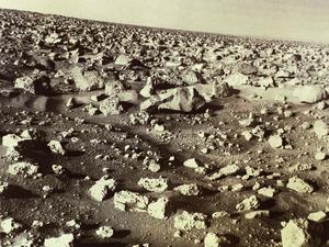 Обои Поверхность Марса