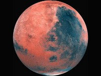 Обои для рабочего стола: Марс