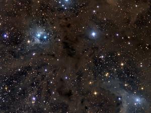 Обои Ночное небо