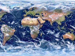 Обои Континенты