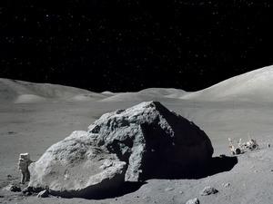 Обои На Луне