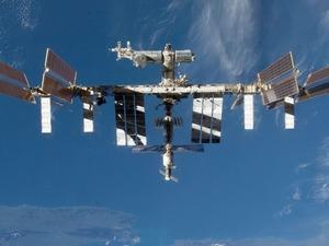 Обои Международная Космическая Станция (МКС)