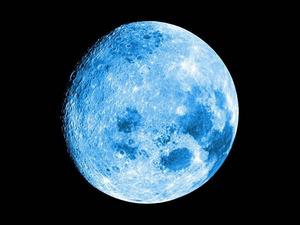 Обои Луна