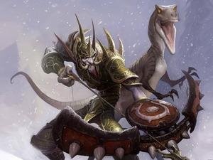 Обои World of Warcraft (Охотник)
