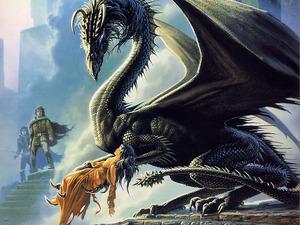 Обои Дар дракона