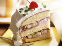 Обои для рабочего стола: Торт с вишенкой