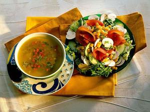 Обои Куриный суп