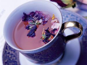 Обои Чай