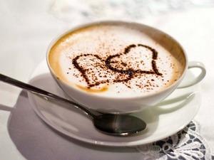 Обои Чашка кофе