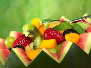 Обои Фрукты и ягоды