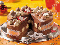 Обои для рабочего стола: Торт