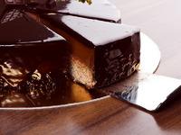 Обои для рабочего стола: Шоколадный торт