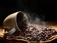 Обои для рабочего стола: Свежеобжаренный кофе