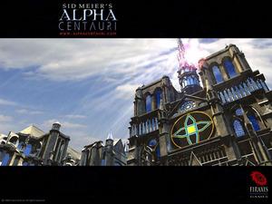 Обои Alpha Centauri