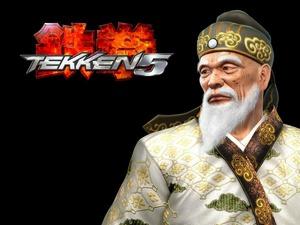 Обои Tekken 5