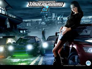 Обои Need for Speed Underground